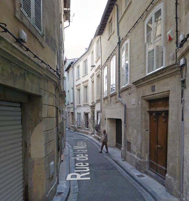 Rue de la Masse, Avignon, Malraux