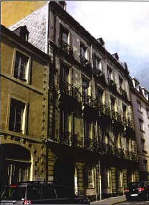 Malraux 10 rue d'Alger Nantes