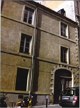 Marlaux 12 rue d'Alger, Nantes