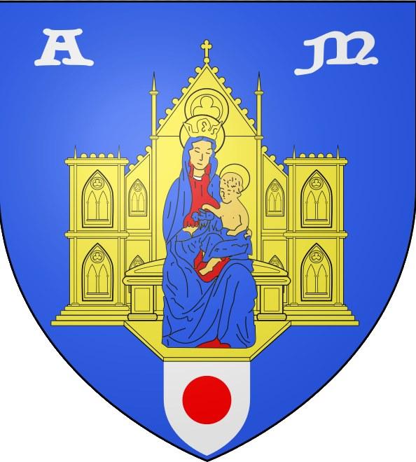 Ecusson ville de Montpellier