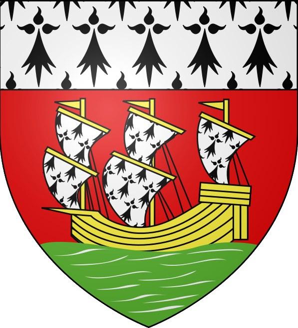 Ecusson de ville de Nantes