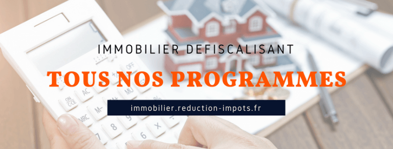 Immobilier Reduction-impots