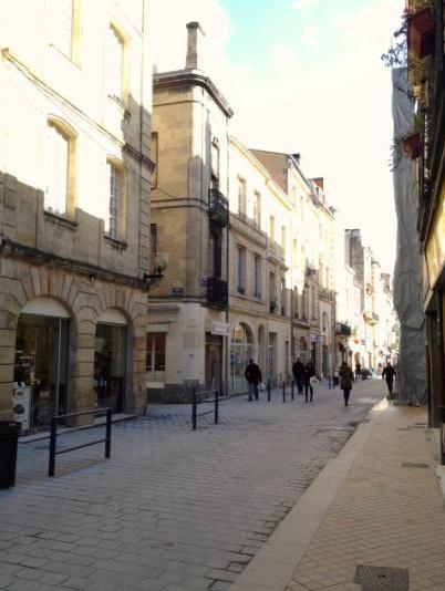 Malraux rue des Faures Bordeaux