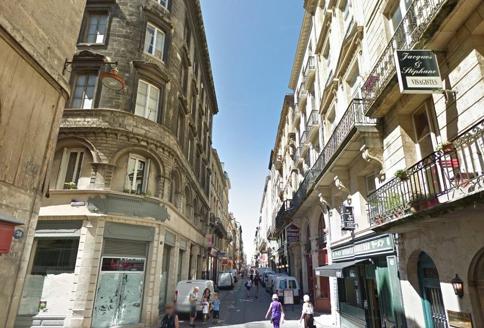 Malraux Bordeaux rue Saint Remi