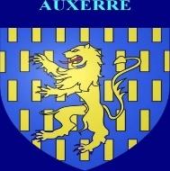 Blason Auxerre