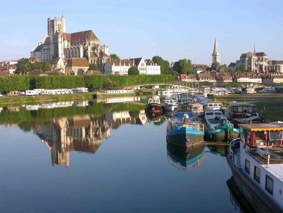 Emplacement programme Malraux à Auxerre