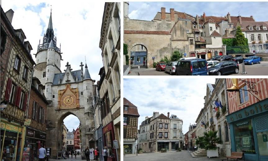 Secteur sauvegardé Auxerre