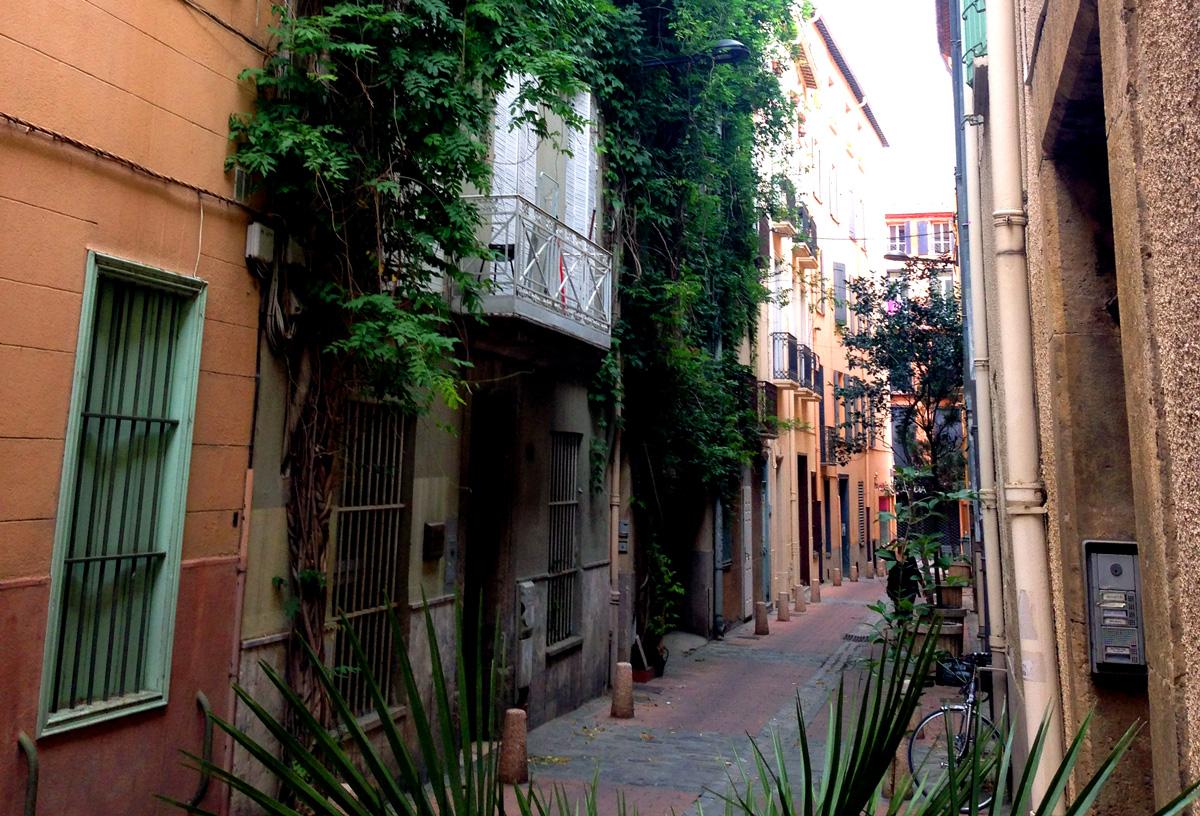 4bis rue Neuve à Perpignan