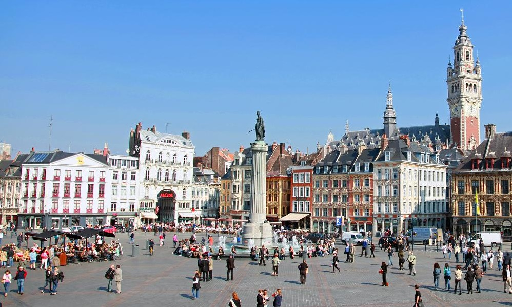 place Lille