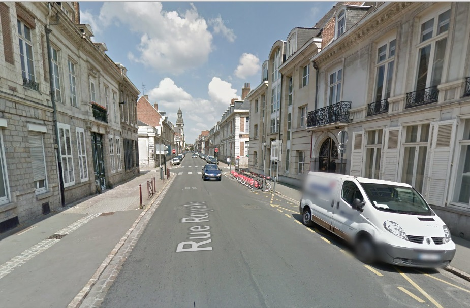 rue Royale Lille
