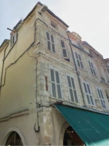 La Rochelle, programme Malraux rue des Merciers