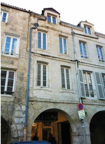 Malraux La Rochelle 4 rue Verdiere