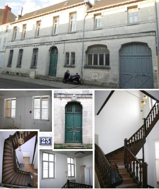 Vue programme 23 rue Réaumur