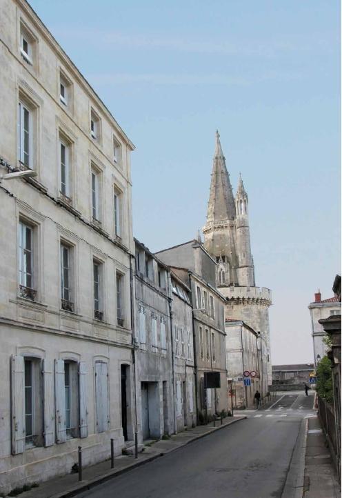 programme La Rochelle rue des fagots