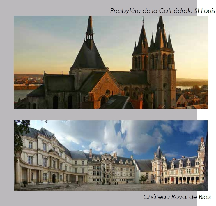 Monuments Blois