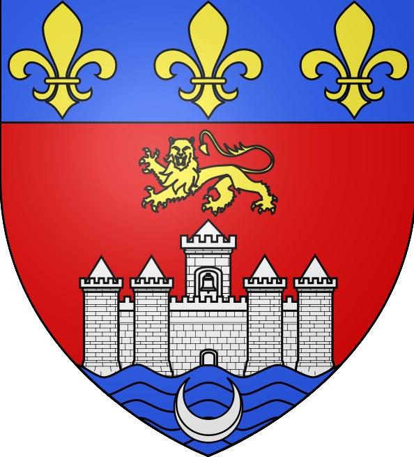 Ecusson de la ville de Bordeaux