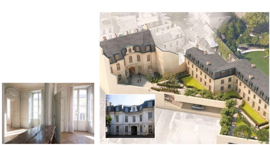 Hotel de Fontenay